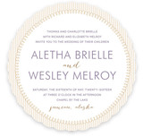 With This Ring Wedding Invitations