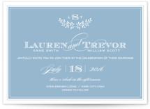 Aspen Ridge Wedding Invitations
