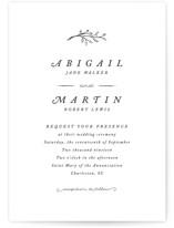 Storybook Romance Wedding Invitations