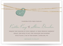 Tangled Love Wedding Invitations