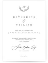 Ridgeline Wedding Invitations