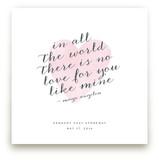 Love Like Mine by Kimberly FitzSimons