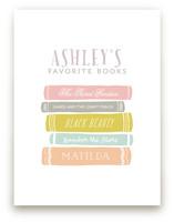 Favorite Books by Kelly Nasuta