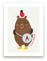 Little Bear and red bir... by iamtanya