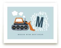 Bulldozer by JeAnna Casper