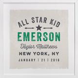 All Star Kid