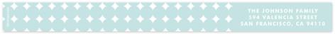 Scallops Skinnywrap Address Labels
