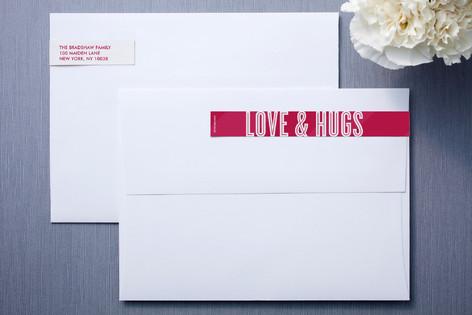 Sending Love Skinnywrap™ Address Labels