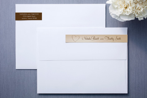 Fall Carving Skinnywrap™ Address Labels