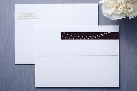 Midnight Vineyard Skinnywrap™ Address Labels