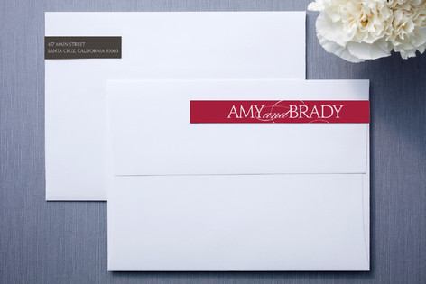Amy Skinnywrap™ Address Labels