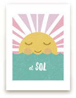 El Sol by merry mack creative