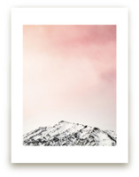 Peeking Mountain by Korry Brown