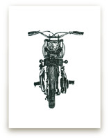 Biker by Rushmi