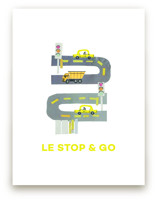 Le Stop and Go by Jenna Skead