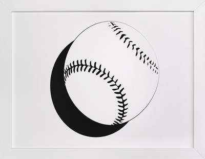 Baseball Children's Art Print