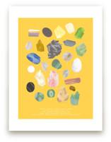 ABC Rocks by Baumbirdy