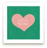 Love Wins by Little Miss Missy