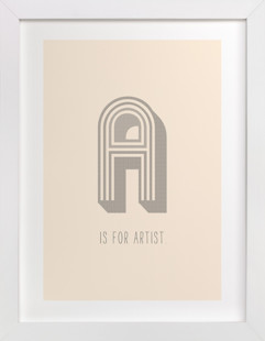 Artisan Children's Art Print