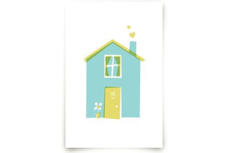 Home Sweet Home Art Prints