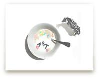 Cereal & Milk by Calais A Le Coq
