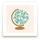 Global Flor Art Prints