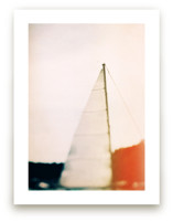 Sunset Sail by ALICIA BOCK