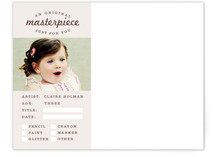 Masterpiece Children's Stationery