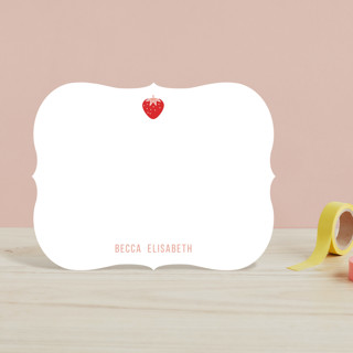 Berry Sweet Children's Stationery