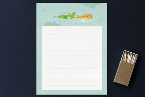 High Flyer Children's Stationery
