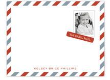 Snail Mail Children's Stationery
