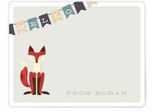 Fox & Flag
