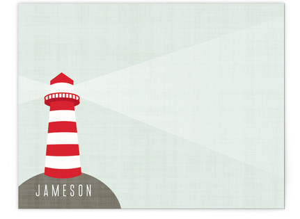 Beacon Children's Personalized Stationery