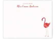 Fancy Flamingo by sweet street gals