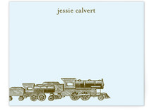Antique Train by Push Papers