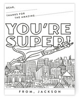 You're Super by Shiny Penny Studio