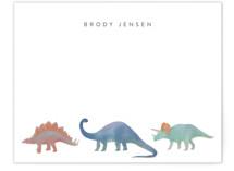 Dinosaur Parade by Joanna Griffin