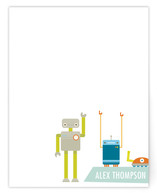 Robot Friends!