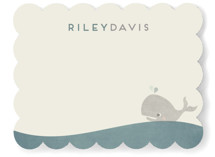 Whale Tale Children's Stationery