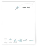 Airmail Children's Stationery