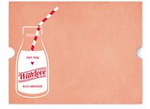 Love Milk Children's Stationery
