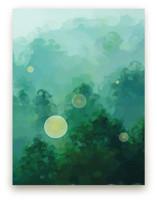 Fireflies by Jennifer Stewart