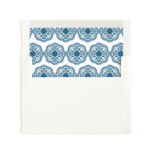 Ornamental Envelope Liners