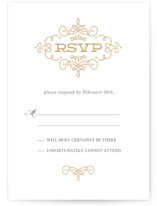 Ornate Monogram by Kristen Smith