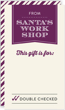 Official Workshop Tags Mini Cards