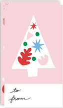 Matisse Trees Gift Tag
