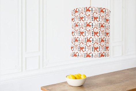 cocktail monkeys Self Launch Chandelier Lampshades