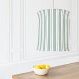 Nursery Stripes by Luz Alliati