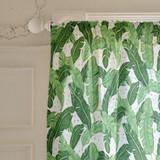 Banana Leaves by Four Wet Feet Studio