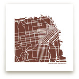 Custom Filled Map Art Custom Map Printing